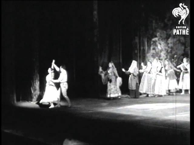 A New Production Of The Ballet 'gayane' - Bolshoi (1957)