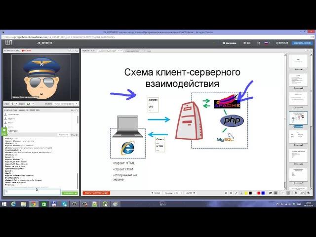 JavaScript и DOM. Урок 1