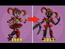 Fixed Animatronics Five Nights at Freddys 6 FFPS