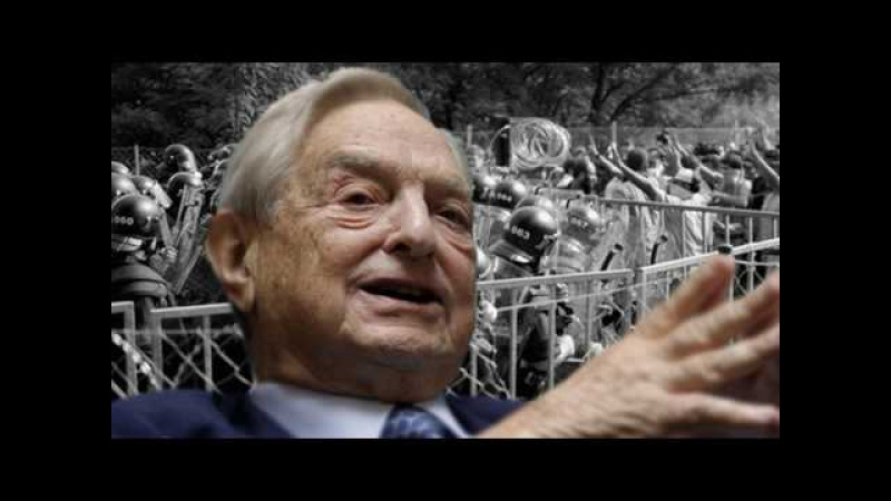 George Soros Funding Paid Protesters, Staged Chaos FULLY EXPOSED!