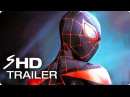 SPIDER MAN: Into The Spider Verse - Official Trailer 1 (2018) Marvel Sony Movie HD