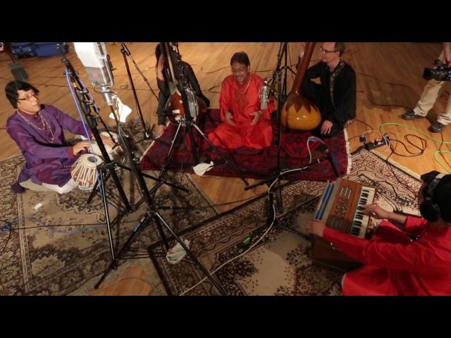 Transcendence Darbari Mashkoor Ali Khan Anindo Chatterjee, Bandish in drut Teental