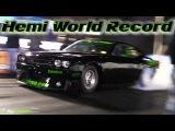 ProCharged Hemi Challenger Blasts 200+MPH Quarter Mile - World Record!