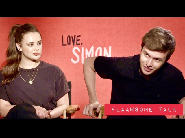 Nick Robinson Katherine Langford On Love, Relationships, And Playing A Gay Teen In 'Love, Simon'