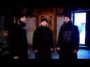 Zarzma Monastery/Monks/ ზაზრზმელი ბერების გალობა
