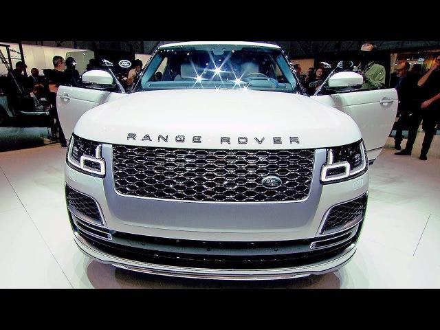 Range Rover Coupe (2019) Features, Interior, Design