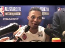 Russell Westbrook being Russell Westbrook | February 18, 2018 | 2018 NBA All-Star Game