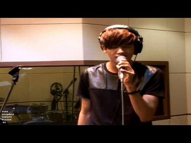 140626 ZE:A 박형식 MBC-R 정오의 희망곡 : 형식이 목소리로 듣는 '두사람'