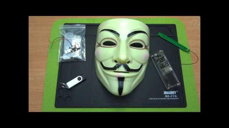 ХАКЕРСКИЕ УСТРОЙСТВА С ALIEXPRESS USB KILLER WI-FI DEAUTHER / HACKER DEVICES WITH ALIEXPRESS