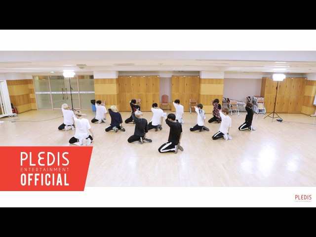 [Choreography Video] SEVENTEEN(세븐틴)-울고 싶지 않아(Dont Wanna Cry) Rearview Ver.