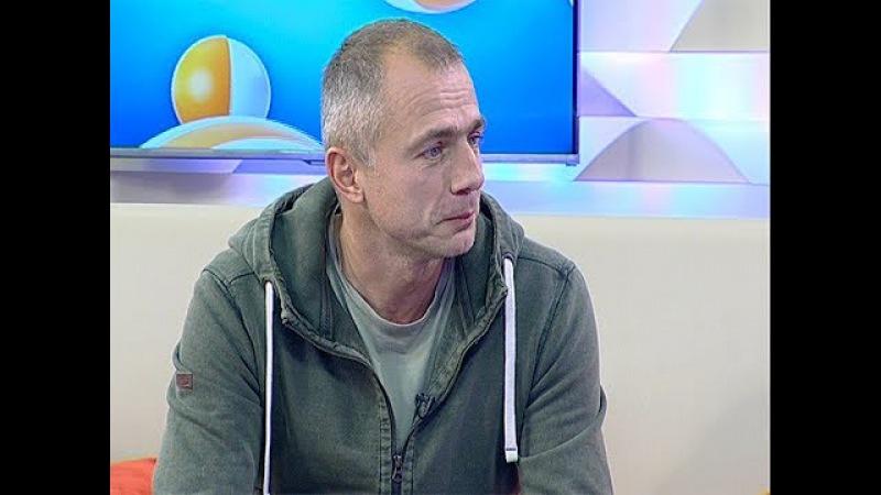 Режиссер Антон Калюжный у человека две жизни вторая начинается когда он поним