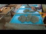 текстурированная плита из бетона своими руками идея для бизнеса