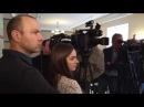 Интервью Игоря Рудени по окончании заседания Правительства Тверской области 20 02 2018