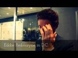 Eddie Redmayne interview in Washington, D.C.