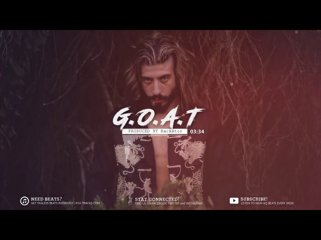 Dark Rap Instrumental Beat | Hard Trap Instrumental 2017 (prod. Rackstor)