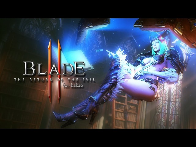 Blade II - Chapter 1 Gameplay - CBT - Mobile - F2P - KR