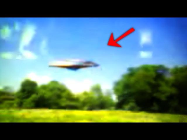 ARBITRARY UFO ALIEN FLYING SAUCER SIGHTING 17th February 2018