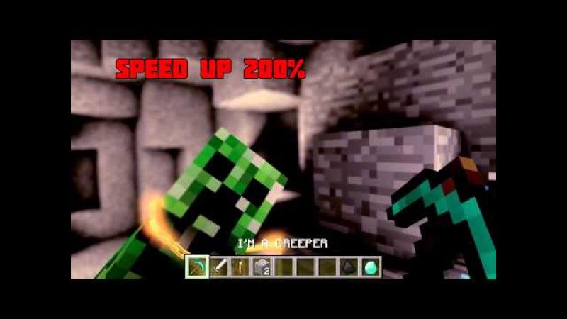 Creeper rap Speed up 150,200