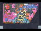 Power Blazer прохождение 100 Игра на (Dendy, Nes, Famicom, 8 bit) Natsume Taito 1990 Стрим RUS