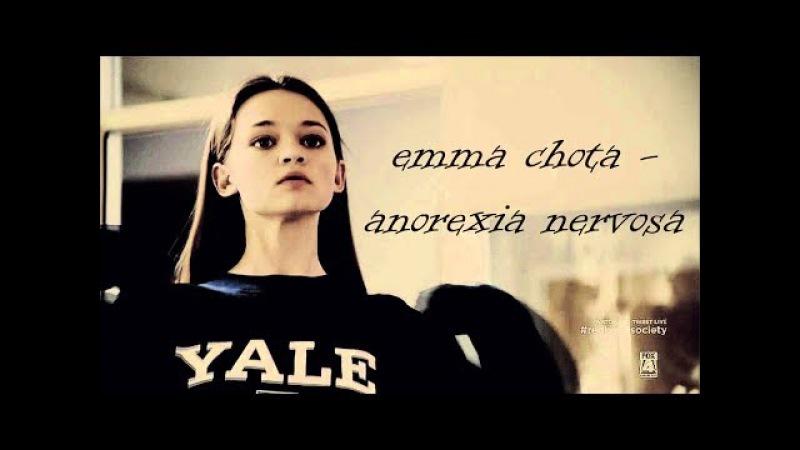 Emma chota - anorexia nervosa