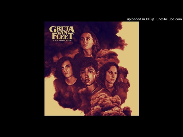 Safari Song - Greta Van Fleet