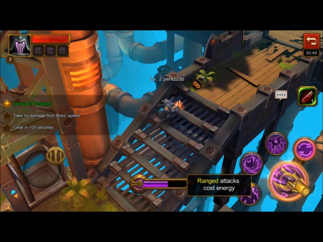 Guardians A Torchlight Game android game first look gameplay español