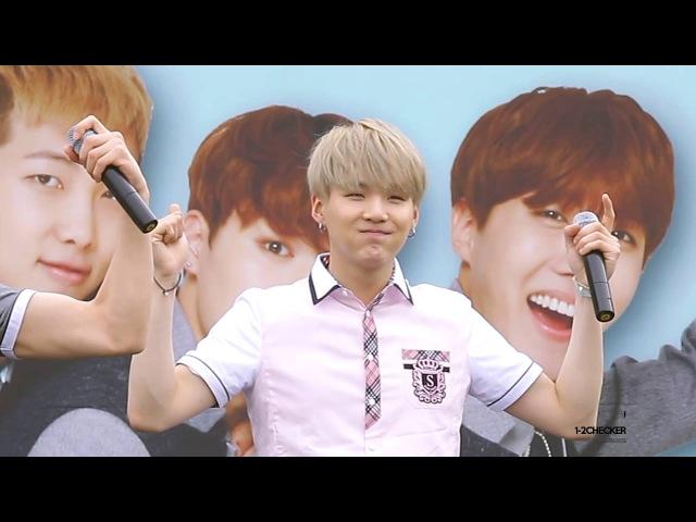 160604 제 2회 가족사랑의날 캠페인 Family Song BTS슈가 focus