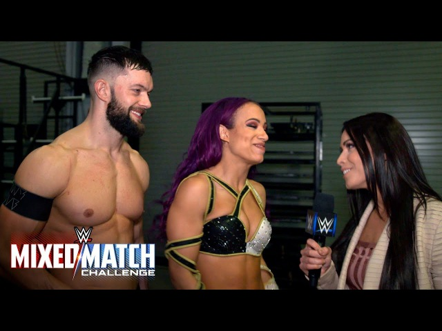 SB_Group| Who do Finn Bálor Sasha Banks hope to face next in WWE Mixed Match Challenge?