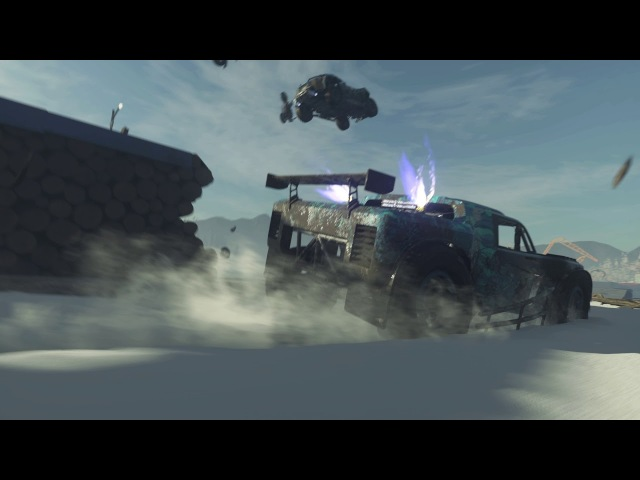 ONRUSH | The Calm Before The Stampede [US]
