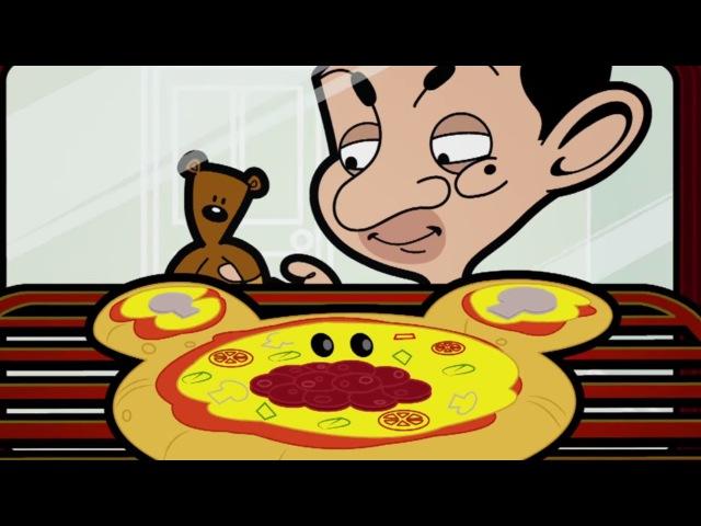 Nichenato-Mr Bean,Pizza Bean