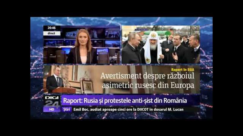 Cum s-a folosit Rusia de preoții români pentru a stopa forarea gazelor de sist de catre Chevron