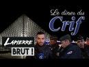 LE DÎNER DU CRIF - Lapierre, brut !