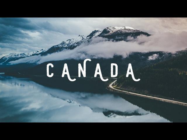Canada In 4K | Alberta British Columbia | Epic DJI Mavic Pro Cinematic Drone Footage