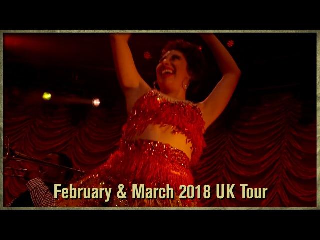 SCOTT BRADLEE'S POSTMODERN JUKEBOX UK TOUR 2018