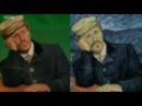 BBC piece about Loving Vincent the world's first fully painted feature film