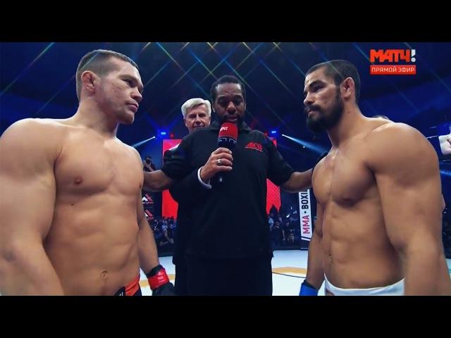 Сибиряка После Этого Нокаута Позвали В UFC