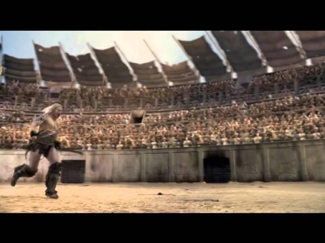 Skillet Spartacus клип сериал Спартак кровь и песок