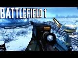 WINTER SNIPER - 48 kills Battlefield 1 Russian DLC Conquest Gameplay 60fps
