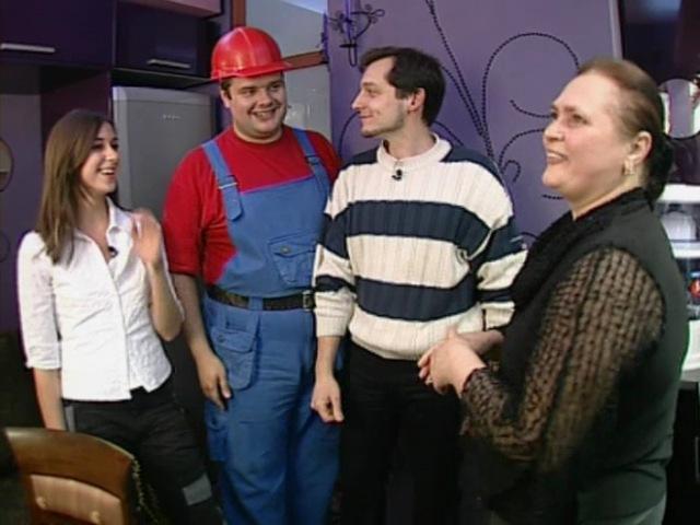 Школа ремонта, 2 сезон, 32 выпуск. Салон мадам Жози