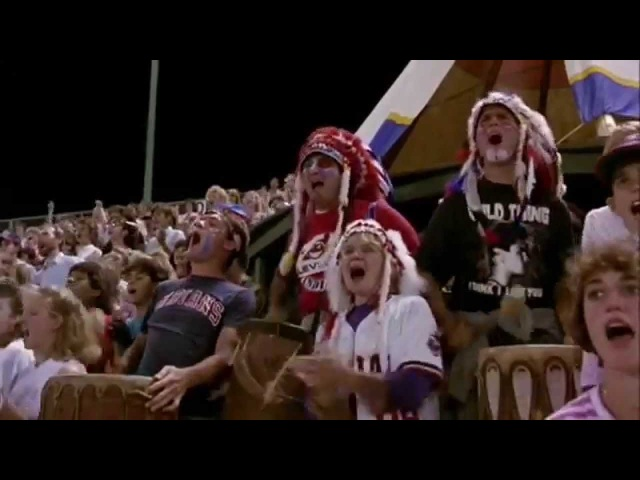 Major League - Enter Wild Thing - (HD) - Scenes from the 80s - (1989)