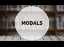 11 Modals Модальные глаголы ОГЭ ЕГЭ по английскому языку