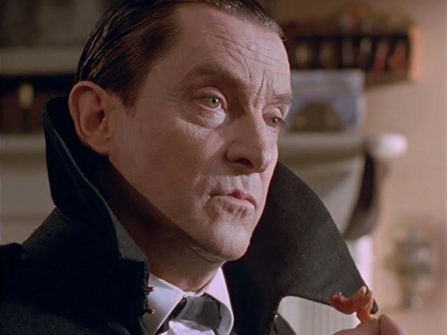 The Adventures of Sherlock Holmes S06E02 The Last Vampyre