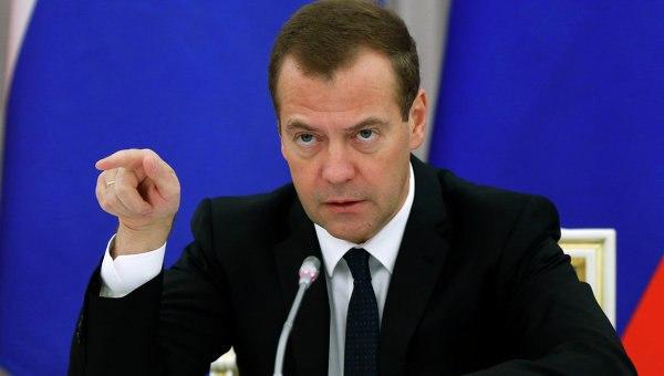 Медведев предложил кандидата на пост главы МИД России