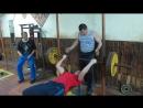 Жим обратным хватом 100 кг Д Богданов