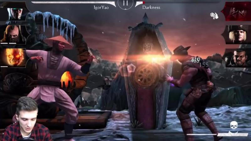 [IgorYao] ПОКУПАТЬ НЕ КАЧАЯ? • Mortal Kombat X Mobile