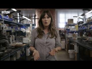 Episode 4: «Zooey Deschanel looks for alternatives to meat».