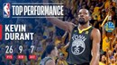 Kevin Durant Was EFFICIENT in Game 2 Victory | 2018 NBA Finals NBANews NBA NBAPlayoffs Warriors KevinDurant