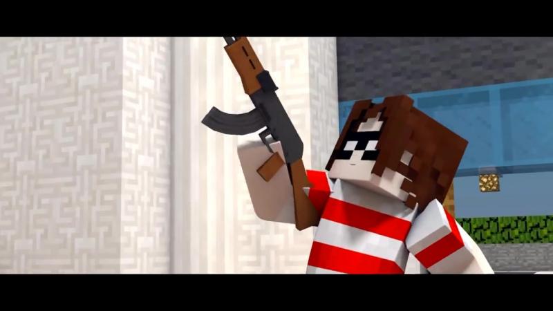 ПОПАЛ В КАПКАН - Майнкрафт Рэп Клип Легендарный Грифер - Minecraft Parody Song of Zara Larsson