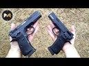 Страйкбольный пистолет APLUS KJW CZ75 SP 01 Shadow и сравнение с боевым