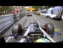2012 Formula 1 MonacoGP - Onboard Start